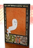 Halloween cards **Embossing CT Reveal**