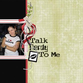 Talk Nerdy toMe