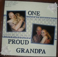 One Proud Grandpa