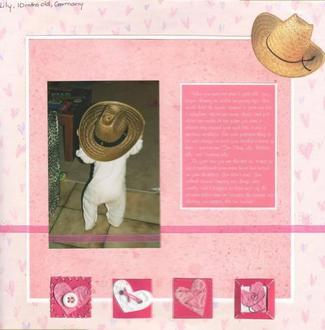 cowgirl lily