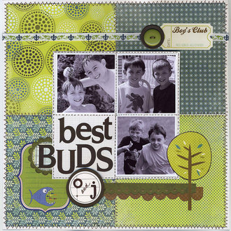 Best Buds (August ABC Contest)