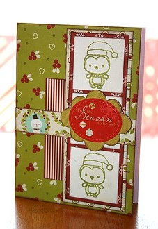 Christmas cards **Imaginisce CT Reveal**