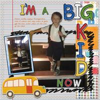 Kaden - School Bus