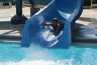 Pool fun (August 2011 Photography Challenge)