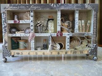 Configuration Box - Sewing Theme