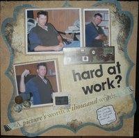 Hard at Work?