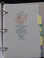 Prayer Journal #1