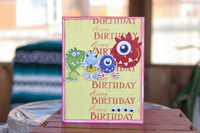 Boy's birthday card