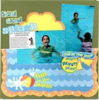 Splish Splash Splash