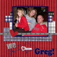 We Heart Greg!