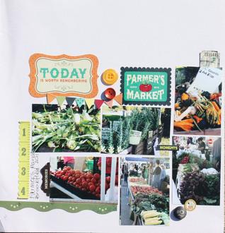 farmers market **Crate Farmhouse  CT Reveal**
