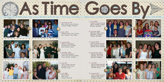 As Time Goes By