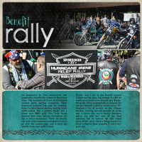 Benefit Rally