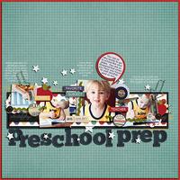 * Preschool Prep *