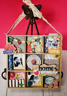 Home Shadow Box