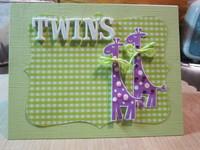 Twins card