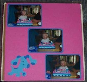 Elena's 3rd Birthday