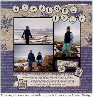 Antelope Isle