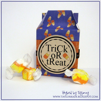 Trick or Treat Gable Box