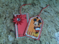 Fast Scrap #1 Gift Tags