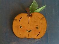 Fast Scrap #3- pumpkin