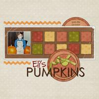 Eli's Pumpkins