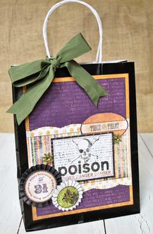 Poison Treat Bag