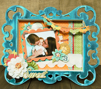 Sweet Shadow Box Frame