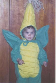 My Lil' Ear of Corn