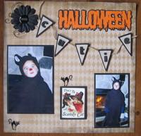 Challenge 7 - Halloween Cutie