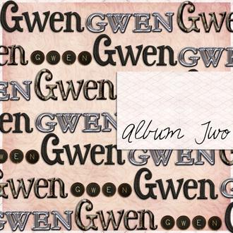 Link & Gwen Album Covers