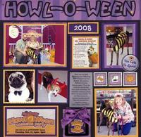 Howl-O-Ween 2003