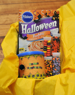 Halloween Cookie Kit using *Craft Tubes*