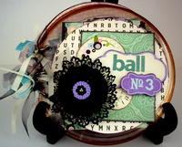 Ball #3 (Acrylic Album)