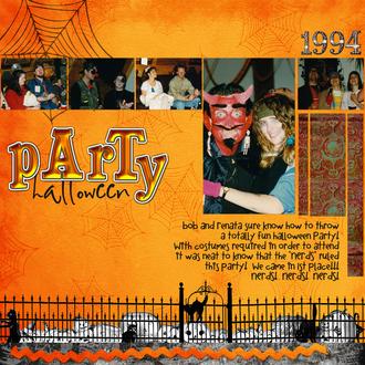 Halloween Party 1994