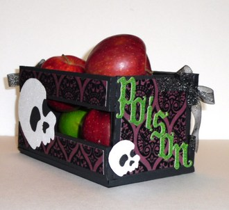 Poison Apples Crate