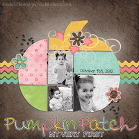 Pastel Pumpkin Patch