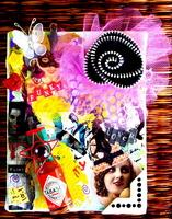 Mixed Media Mini Canvas