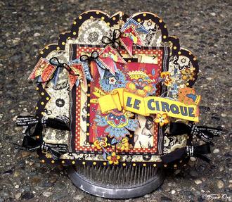 Le Cirque Card