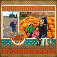 The Great Pumpkin Patch 11'