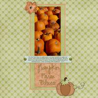 Pumpkin Farm Blues