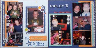 bubba gumps/ripleys 2009