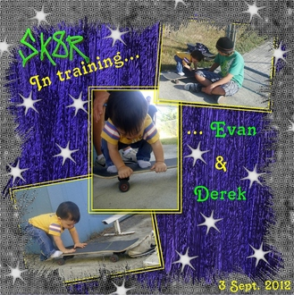 Sk8r in Training