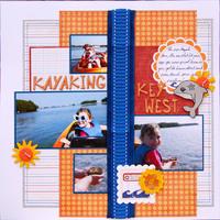 kayaking key west