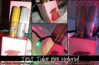 Test Tube Box