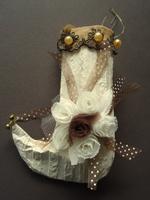 Miniature Victorian Stockings