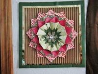 Paper Christmas Starburst