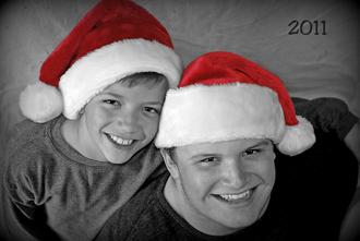 Christmas Card 2011 (Dec Photo Challenge)