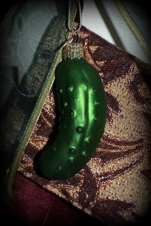 The Christmas Pickle