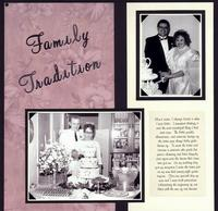 Family Tradition (As seen in Correspondence Art Summer 2004)